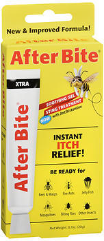 After Bite Xtra Soothing Sting Treatment Gel - 0.7 OUNCE