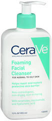 CeraVe Foaming Facial Cleanser - 12 OUNCE