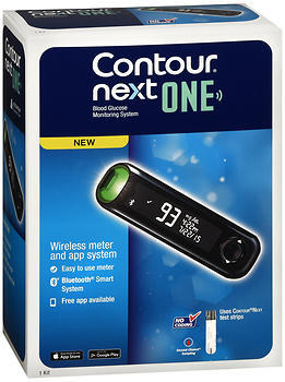 Contour Next One Blood Glucose Monitoring System - 1 EACH