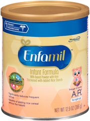 Enfamil A.R. Infant Formula for Spit-Up - 12.9 OUNCE