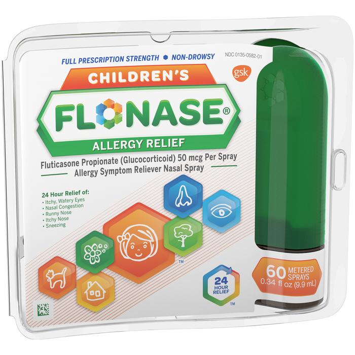 Flonase Children's 24 Hour Allergy Relief Nasal Spray - 1 EACH