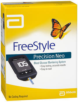 Freestyle Precision Neo Blood Glucose Monitoring System - 1 EACH