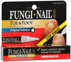 Fungi-Nail Toe & Foot Original Solution Pen Brush Applicator - 3 ML