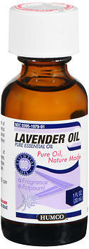 Humco Lavender Oil - 1 OUNCE