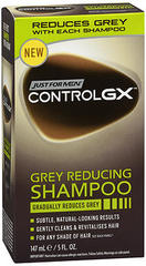 JUST FOR MEN ControlGX Grey Reducing Shampoo - 5 OUNCE