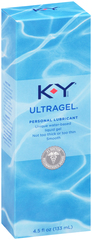K-Y Ultragel Personal Lubricant Liquid Gel - 4.5 OUNCE