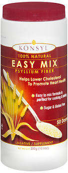 Konsyl Easy Mix Psyllium Fiber Powder - 1 EACH