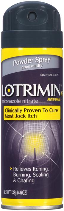 Lotrimin AF Antifungal Powder Spray - 4.6 OUNCE