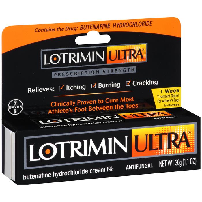 Lotrimin Ultra Antifungal Cream - 30 GRAM