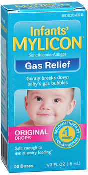 MYLICON Infants' Gas Relief Original Drops - 0.5 OUNCE