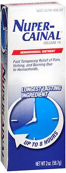 Nupercainal Hemorrhoidal Ointment - 2 OUNCE