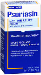 Psoriasin Daytime Relief Cream - 2 OUNCE