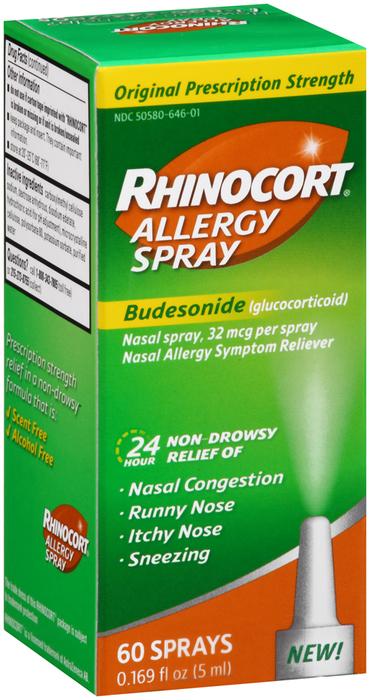 Rhinocort Allergy Spray - 1 EACH