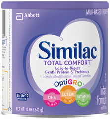 SIMILAC TOTL CMFRT PWD 12OZ - 12 OUNCE