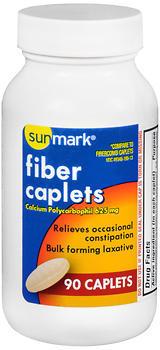 Sunmark Fiber Caplets - 90 CAP
