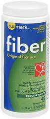 Sunmark Fiber Laxative Original Texture Regular Flavor - 13 OUNCE