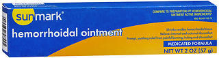 Sunmark Hemorrhoidal Ointment Medicated Formula - 2 OUNCE