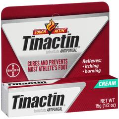 Tinactin Antifungal Cream - 0.5 OUNCE