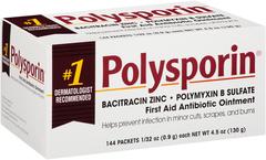 POLYSPORIN OINT 1/32Z FOIL 144 - 144 UNIT