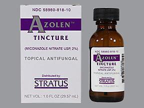 AZOLEN TINCT 1OZ - 1 EACH