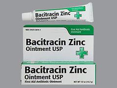 BACIT+ZINC OINT 0.5% TAR0.5OZ@ - 0.5 OUNCE
