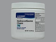 HYDROCORT CRM 1% PER 454GM@ - 15.3333 OUNCE