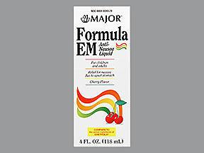FORMULA EM LIQ MMP 4OZ - 4 OUNCE