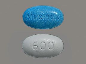 MUCINEX ER EXP TB 600MG 100 - 100 TAB