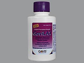 GAVILAX PEG-3350 PWD LUP510GM - 510 GRAM
