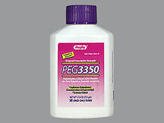 PEG-3350 PWD 30DOSE MMP 17.9OZ - 17.9 OUNCE