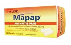 MAPAP CAPL ARTHRITIS MMP 100@ - 100 TAB