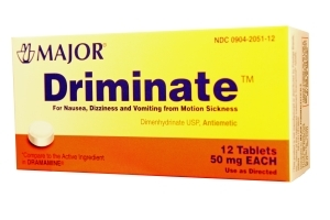 DRIMINATE TB 50MG BOX MMP 12 - 12 TAB