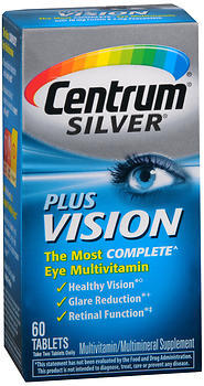CENTRUM SILVER PLUS VISION 60 - 60 EACH