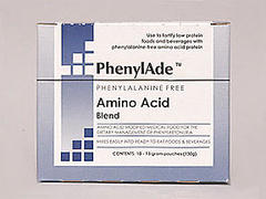 PHENYLADE AMI BAR W/CH CS12 DS - 12 EACH