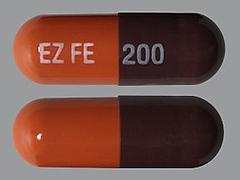 EZFE 200 HEMATIN CAP MCNL 30 - 30 CAP