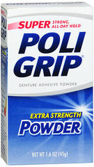 Super Poli-Grip Extra Strength Powder 1.6 Ounce