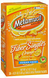 Metamucil Single Servings Sugar-Free Orange 30 X 5.8 Pack