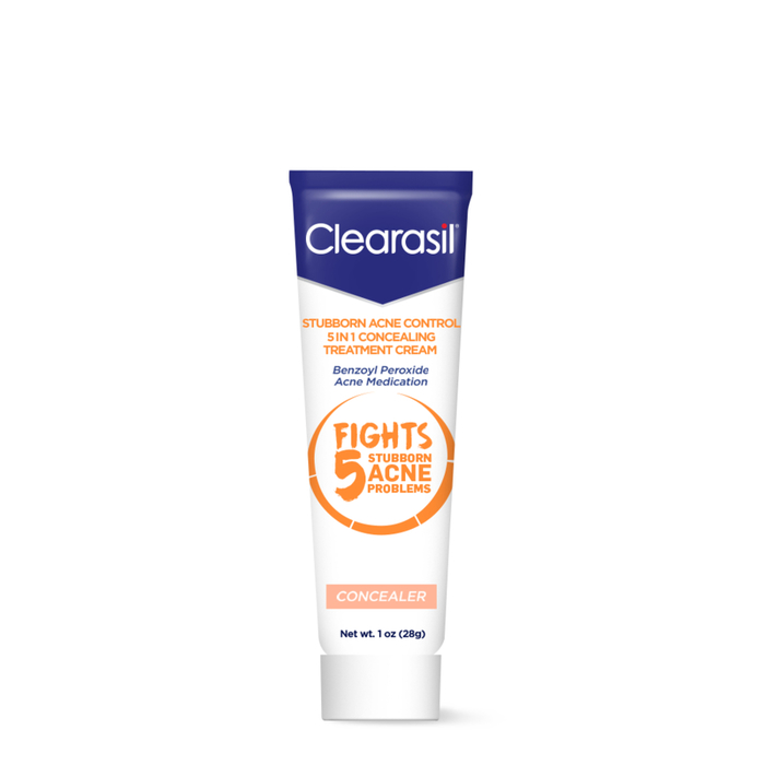 Clearasil 5IN1 Concealing Treatment Cream - 1 oz