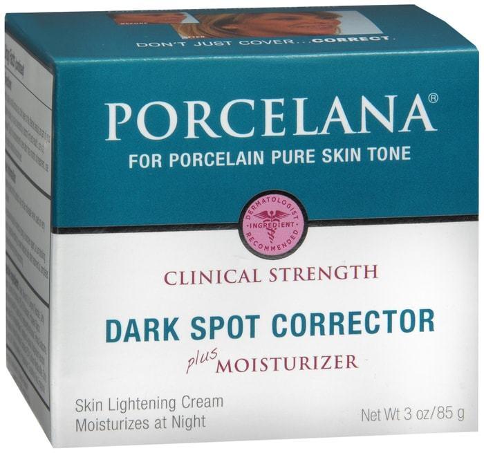 Porcelana Dark Spot Corrector plus Moisturizer 3 OZ