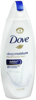Dove Nourishing Body Wash Deep Moisture 12 OZ