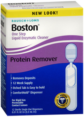 Boston 1-Step Liquid Enzymatic Cleaner - 12 CT