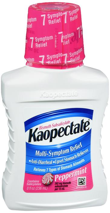Kaopectate Liquid Peppermint - 8 OZ