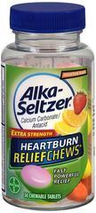 Alka-Seltzer Heartburn ReliefChews - 36 CT
