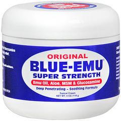Blue-Emu Original Super Strength Pain Relieving Cream - 4 OZ