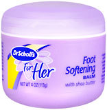 Dr. Scholl's For Her Foot Softening Balm - 4 OZ