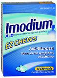 Imodium A-D EZ Chews  -  40 Tablets